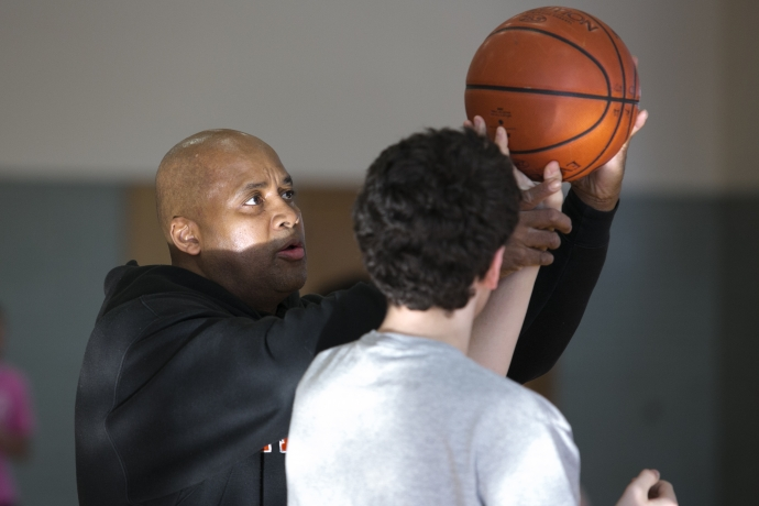 Private Basketball Training Lesson Sessions
