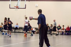 small group basketball lesson help your court game